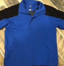 c1278f7fb841 item 1 Nike Golf Men s Storm-Fit 1 4 Zip Short Sleeve Pullover Wind Jacket  Blue Black M -Nike Golf Men s Storm-Fit 1 4 Zip Short Sleeve Pullover Wind  Jacket ...