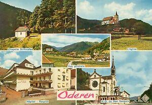 68-ODEREN-multivue-vue-generale-hopital-1981-Haut-Rhin