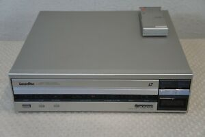 Details about PIONEER LD-700 VIDEO DISC PLAYER WITH REMOTE CONTROL - FOR  PARTS OR NOT WORKING