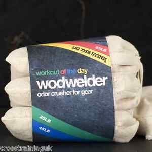 W.O.D WELDER ODOR CRUSHERS Odour Remover CrossFit Fitness WOD