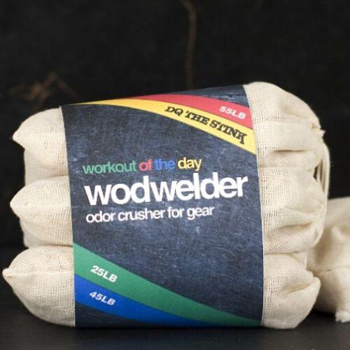 W.O.D WELDER ODOR CRUSHERS Odour Remover CrossFit Fitness WOD