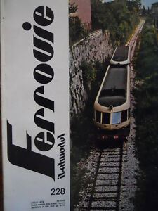 Italmodel Ferrovie 228 1979 Santa Maria Novella Firenze