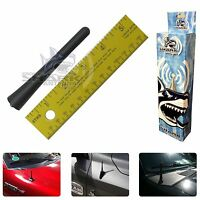 (4 Inch) Replacement Antenna - 2008 Thru 2014 Ford Edge Am Fm Car Radio Kit