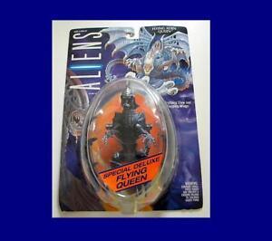 Aliens Alien Flying Queen Deluxe Deluxe De Kenner Moc Rare !!