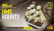 MM01 bounty ( modellino in legno da costruire )