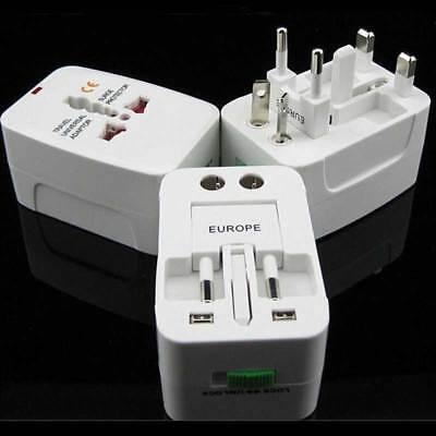 110-220V Universal EU AU UK US To World convertor Adapter Socket Power Socket