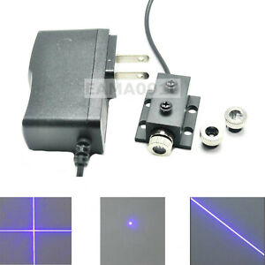 Cross Line Acrylic Laser Lens With Metal Cap For 12mm Laser Module