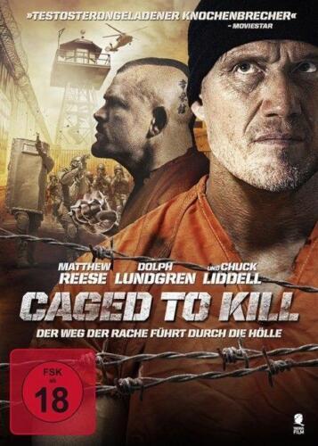 1 von 1 - Caged To Kill (2016)