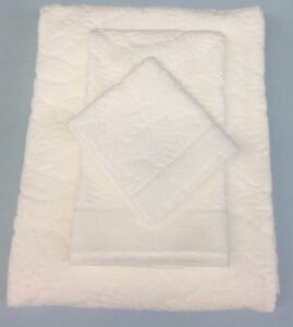 Thistletex-Windsor-Towels-Egypt-Cotton-Portugal-3-sizes-plus-Mat-Free-Shipping