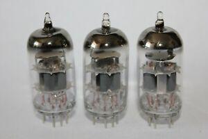 3-x-JJ-Electronics-ecc83-12ax7-PREAMP-TUBES-tested-good