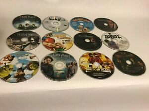 Assorted-DVD-Movies