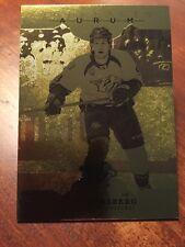 2016-17 UD Artifacts Hockey Aurum Gold Filip Forsberg A-16