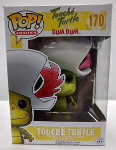 Animation ~ TOUCHE TURTLE VINYL FIGURE ~ Hanna-Barbera Funko POP