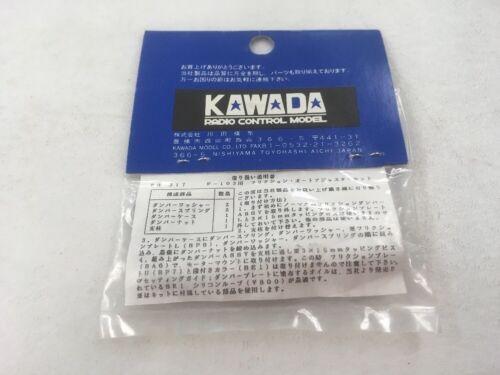 Kawada Friction Plaque Set Pour Tamiya F103 Part #F0-317