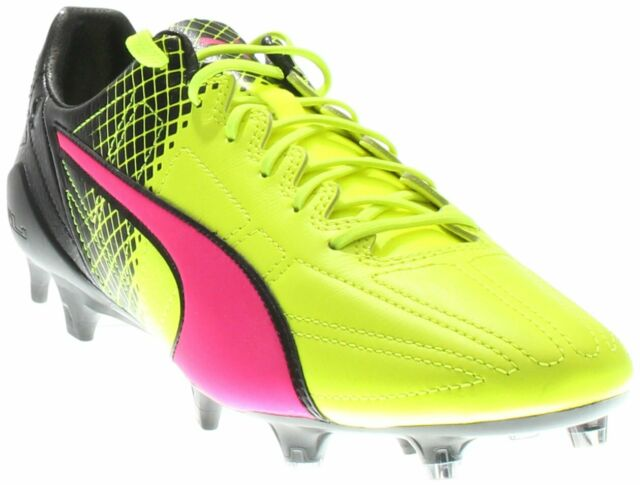 543bd4ce4c4 PUMA evoSPEED SL Leather II Tricks FG Men s Firm Ground Soccer ...