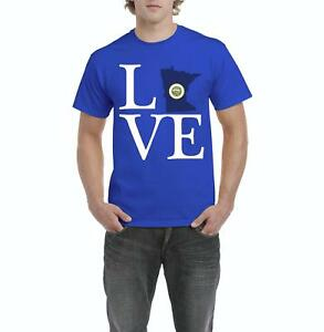 Love-Minnesota-Men-Shirts-T-Shirt-Tee