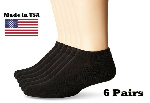 12 Pairs pack Ladies Socks black color Toe and Hell Cotton UK size 4-7 KYNM