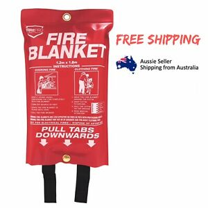 FirePro-Fire-Blanket-Cooking-amp-Clothing-Kitchen-1-2m-x-1-8m-Not-For-Electrical