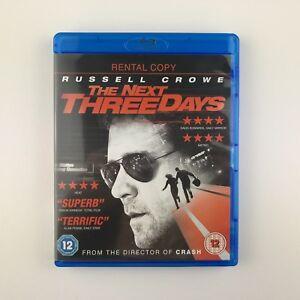 The Next Three Days (Blu-ray, 2011) r