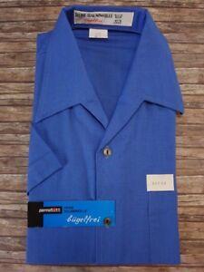 Hemd-1970er-ORIGINALVERPACKT-Herrenhemd-70s-shirt-VINTAGE-Gr-41-L-HV4803