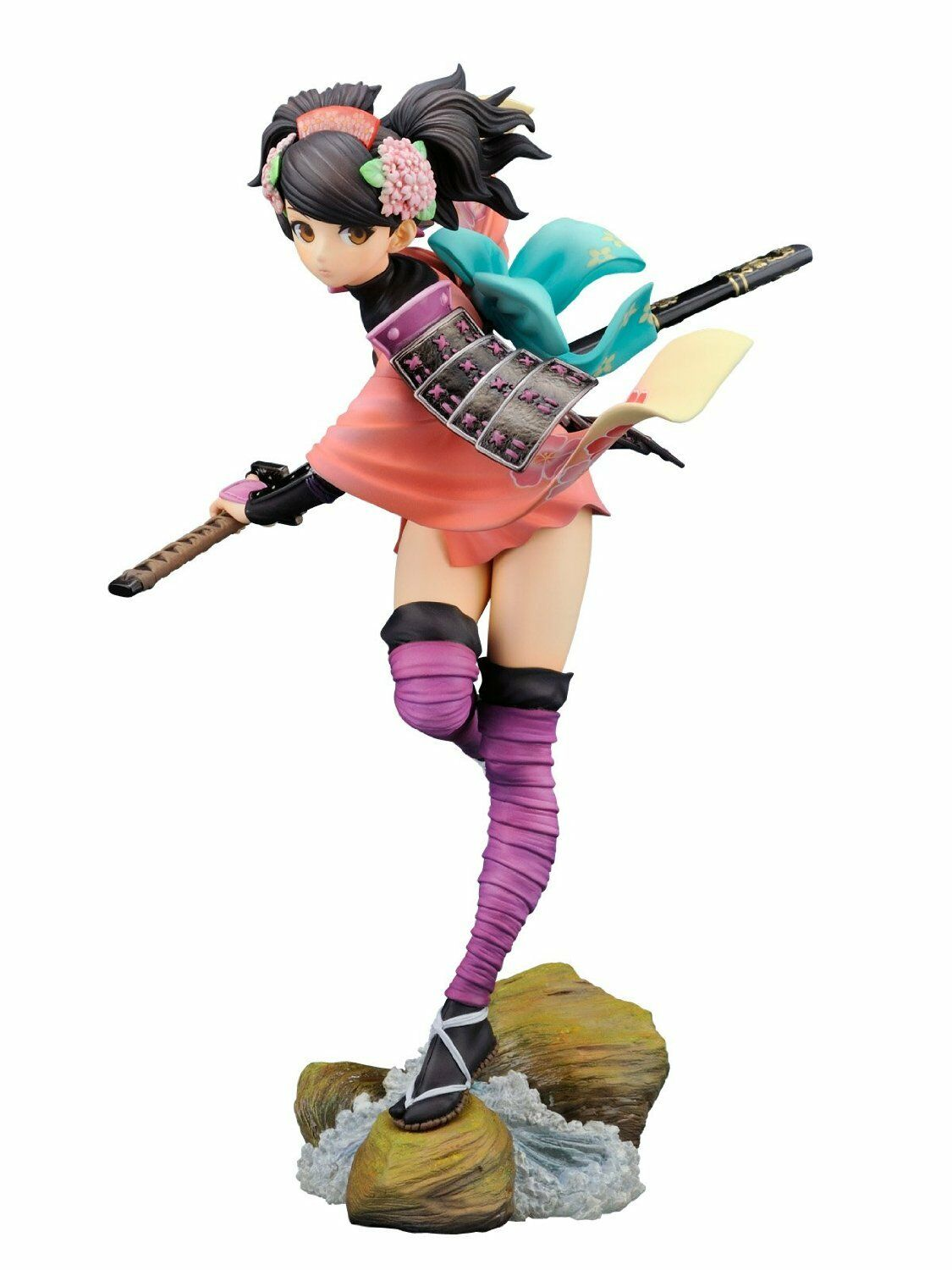 New In Box Alter Muramasa The Demon Blade Momohime 1 8 Figure Japan Authentic