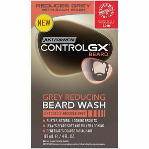 Just-For-Men-Control-GX-Grey-Reducing-Shampoo-5-Fluid-Ounce-BEARD