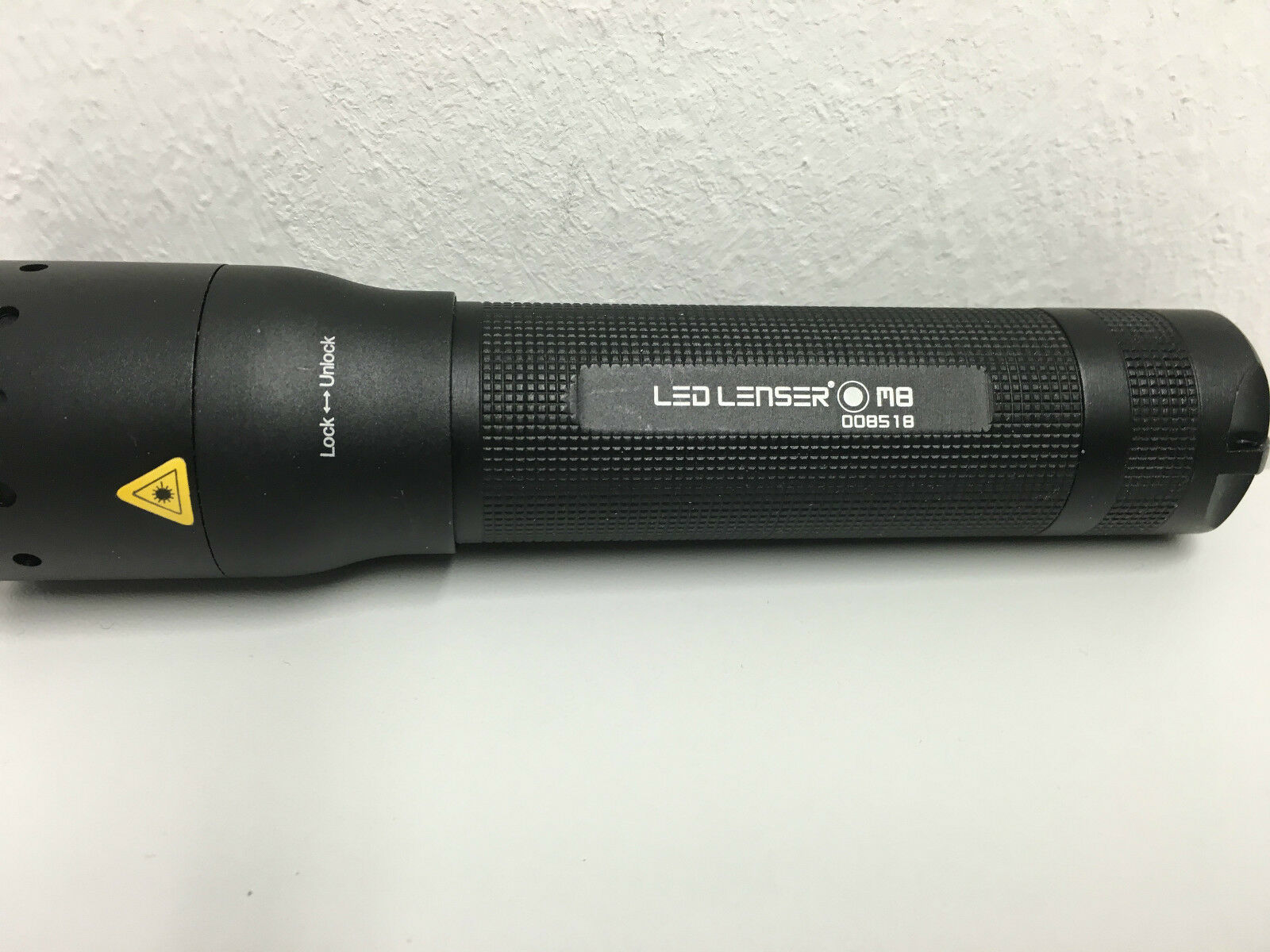 LED Lenser M  8 - Incl Batteries  best quality best price