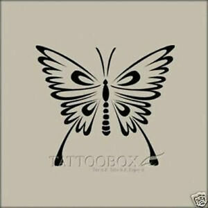 Over 100 Designs Reusable Butterfly Airbrush Stencils Butterfly Stencil 09