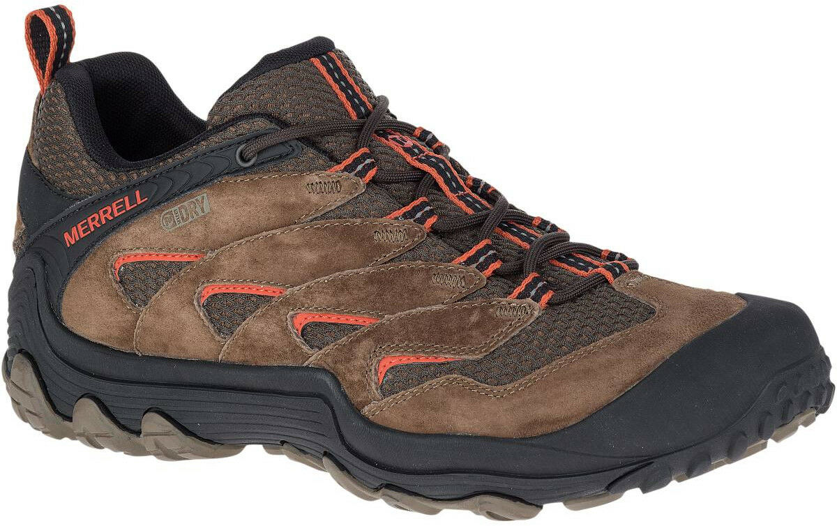 Merrell Chameleon 7 Limit Waterproof Mens Walking shoes - Brown