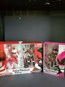 power rangers lightning collection lot