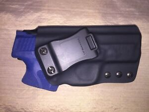 IWB-Holster-S-amp-W-M-amp-P-M2-0-4-0-034-COMPACT-9MM-40-Adj-Ret-Right-Hand-15-Deg-Cant