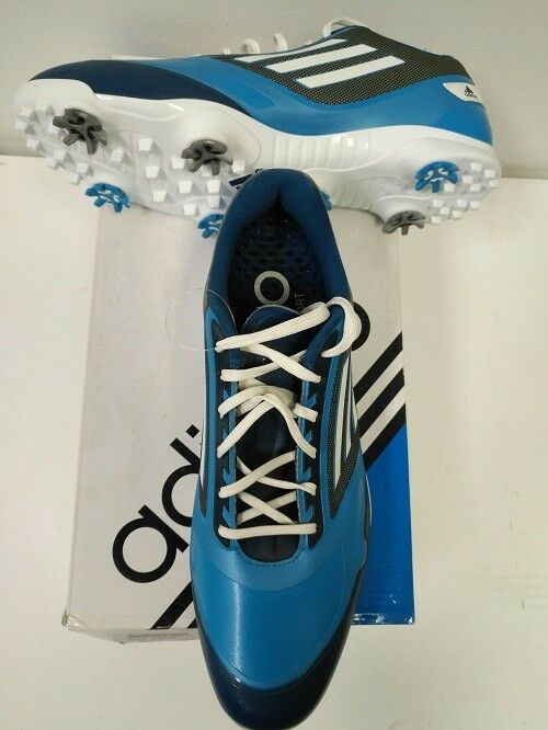 Adidas Size Adizero Mens Golf Shoes- Size Adidas 10- Color Blue*NEW* 9d27d1