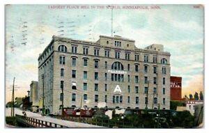 1910-Pillsbury-Largest-Flour-Mill-in-the-World-Minneapolis-MN-Postcard