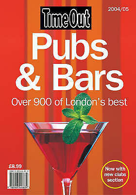 Very Good, Pubs and Bars (Time Out London's Best Bars & Pubs), , Book