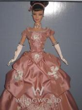 2001 Wedgwood Barbie Doll Pink Gown Limited Edition #50823 NRFB