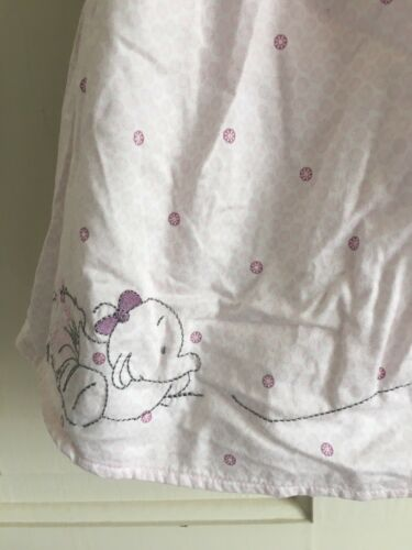 Entièrement neuf sans étiquette humpreys Corner Doublé Robe filles Rose 0-3 ans ou 6-9 mois