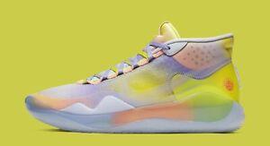 Details about Nike Zoom KD 12 EYBL Tie Dye Multi Color CK1200 900 Mens Sizes