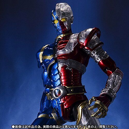 NEW S.I.C. Super Imaginative Chogokin KIKAIDER Renewal ActionFigure BANDAI Japan