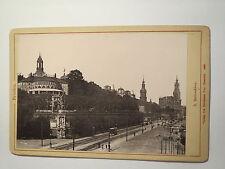Dresden - 1900 - Belvedere - Straßenbahn / KAB Hermann Poy