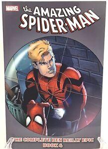 Amazing-Spider-Man-Complete-Ben-Reilly-Book-4-Marvel-Comics-TPB-Paperback-New