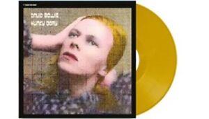David-Bowie-Hunky-Dory-NEW-MINT-Ltd-edition-GOLD-VINYL-LP-45th-anniversary