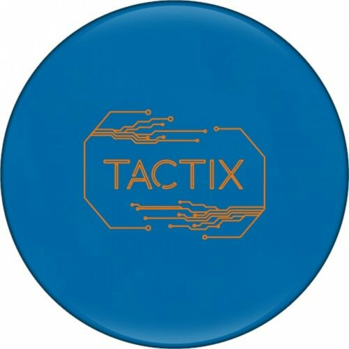 Reaktiv Solid Bowling Ball Strikeball Track Tactix