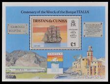 Tristan da Cunha 1992 - Mi-Nr. Block 24 ** - MNH - Schiffe / Ships