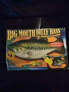 Big-Mouth-Billy-Bass-The-Singing-Sensation-Motion-Activated-Gemmy-1998