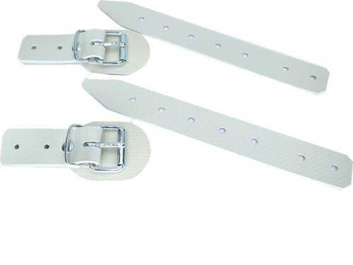 2x Schnallkappe Schnallriemen Strippe für LKW PVC Planen 1,50€//St Riemen