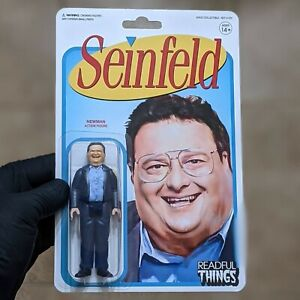 Seinfeld - Newman - Wayne Knight - Readful Things - Action Figure