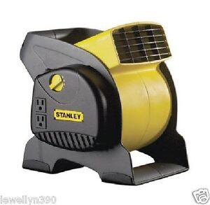 Stanley-655704-High-Velocity-Blower-Fan-NEW