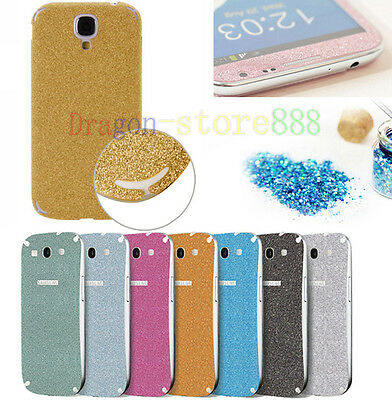 Bling Full Body Decal Sticker Wrap Case SKIN For Samsung Galaxy NOTE 3 III N9000