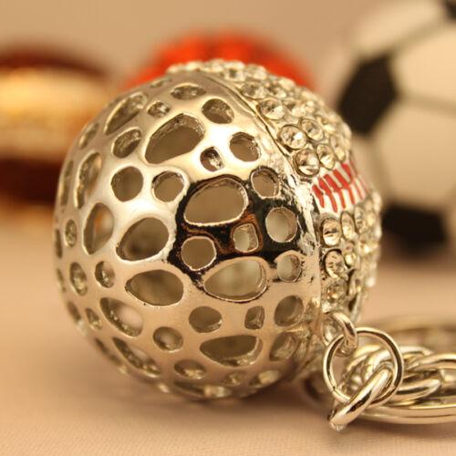Sports Ball Basketball Football Baseball Soccer Keychains Gift 71-74,76-79
