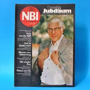 NBI-38-1974-DDR-Berlin-Spanien-25-Jahre-DDR-Gottleuba-Thueringen-Zirkus-Muentzer